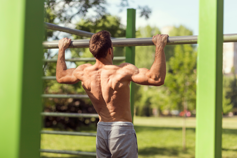 body weight training is effective for muscles growth
